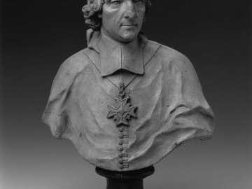 Portrait bust of François de Saligna de la Motte Fénélon