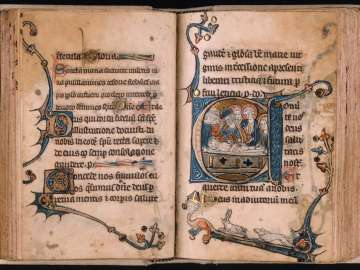 Book of Hours (variant of Use of Paris, and Use of Rome)
