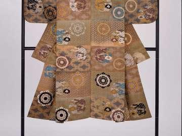 Noh costume (atsuita-karaori)