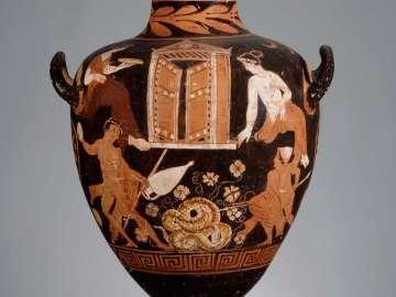 Water jar (hydria-kalpis)