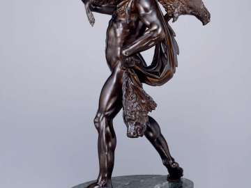 Hercules and the Erymanthian Boar