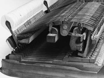Steinertone piano action