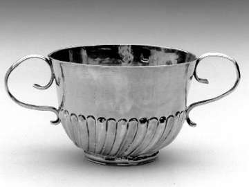 Toy Two-Handled Cup