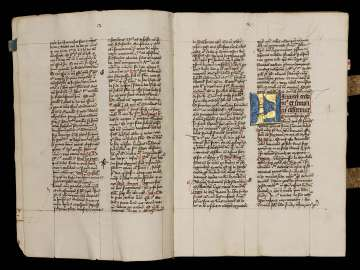 Lectura super capitulum Petri Lombardi and Theologiae Summa Compendium