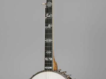 Banjo (Whyte Laydie model, style no. 7)