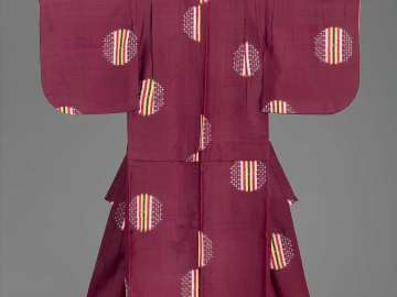 Meisen kimono