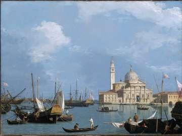 San Giorgio Maggiore: from the Bacino di San Marco