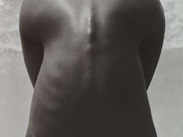 Female Nude, Detail, Hawaii