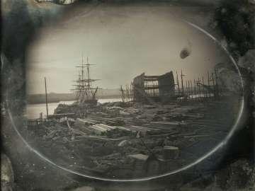 McKay's Shipyard, East Boston
