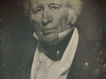 Painted Portrait of a Man