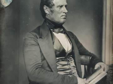 Governor George Nixon Briggs of Massachusetts