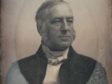 Dr. Edward Norris Kirk, First Pastor of Mt. Vernon Congregational Church