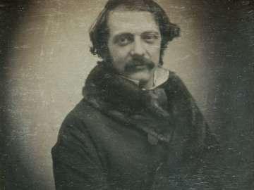 Man with Fur Collar