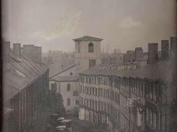 Brattle Street, Funeral of Abbott Lawrence, August 18, 1855