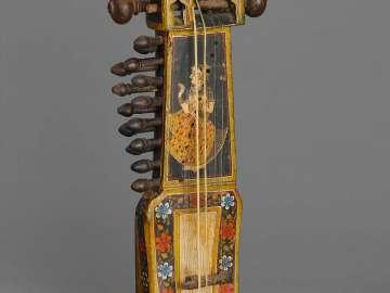 Fiddle (sindhi sarangi)
