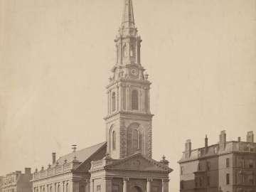 Arlington Street Church, Boston