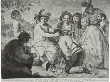 Bacchus (The Drunkards)
