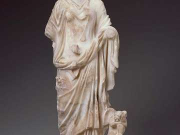 Hygieia, goddess of Health and Hypnos, god of sleep