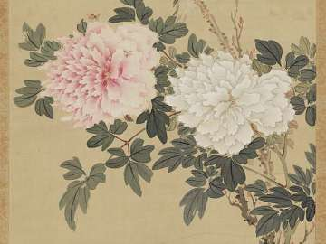 Peony and Sparrow