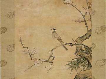 Small Bird and Plum Blossoms