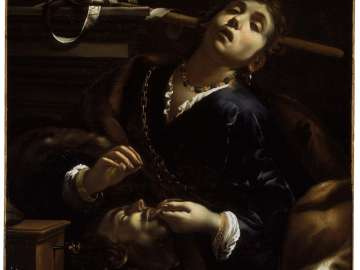 Herodias with the Head of Saint John the Baptist