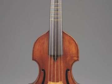 Descant viol (pardessus de viole)
