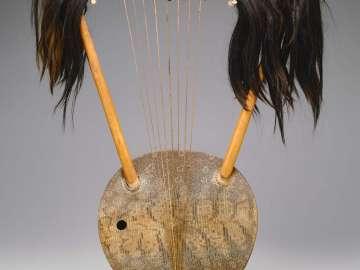 Bowl lyre (ndongo)