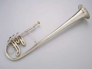Cornet in E-flat (over-shoulder model)