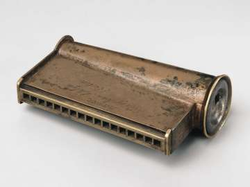 Mouth organ (harmonica)