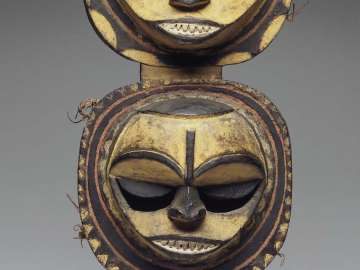 Double mask (enyi ima)