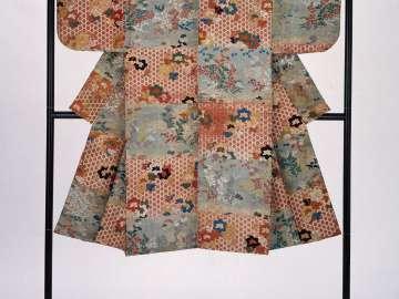 Noh costume (karaori)