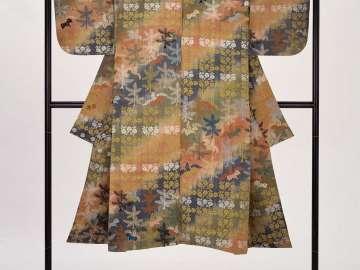 Noh costume (atsuita)