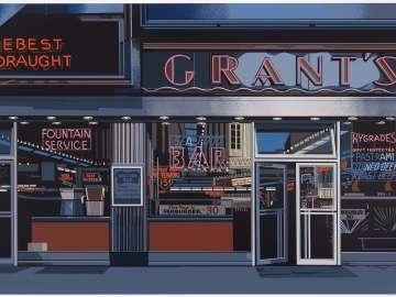Urban Landscapes: Grant's