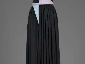 Woman's evening dress