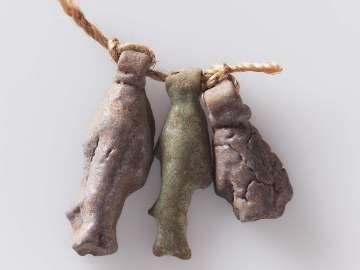 Amulet of a fish