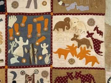 Pictorial quilt | Museum of Fine Arts, Boston : pictorial quilt artists - Adamdwight.com