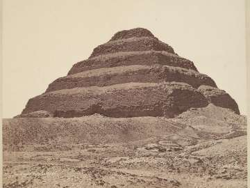 Great pyramid of Saqqara