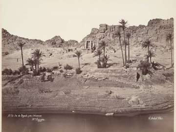 Island of Bigga, near Aswan, Upper Egypt