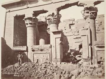 Temple of Kalabsha, Nubia