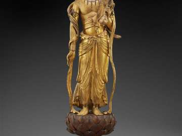 Miroku, the Bodhisattva of the Future