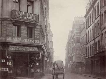 Au Siège de Sebastopol (Rue de la Monnaie from the Rue de Rivoli)