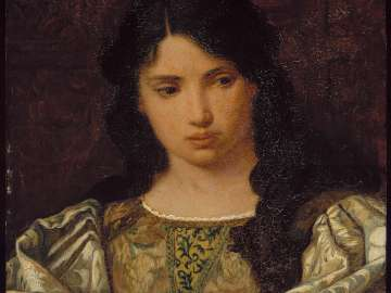 Eugenia: Head of a Roman Girl