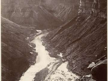 Grand Canyon, Colorado River, No. 5