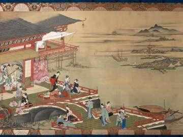 Emperor Xuanzong and Yang Guifei