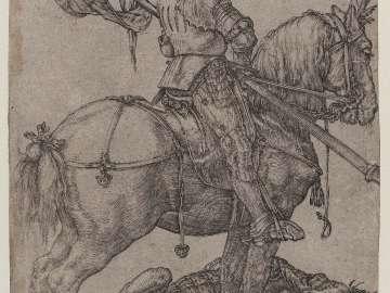 Saint George on Horseback