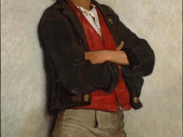 Italian Peasant Boy