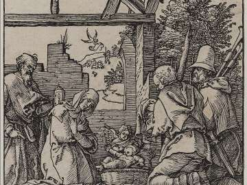 Nativity (Small Passion)