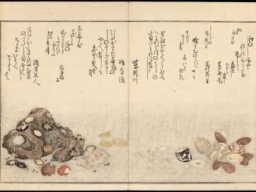 Shiohi no tsuto (Gifts from the Ebb Tide)
