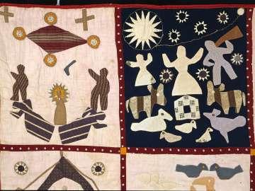 Pictorial quilt | Museum of Fine Arts, Boston : pictorial quilt blocks - Adamdwight.com