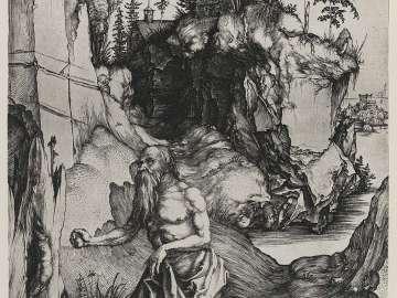 Saint Jerome in Penitence